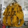 Motor Hydraulic Rectangular Grab Bucket