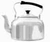 Aluminum polished kettle
