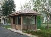 hot sale durable wpc pavilion