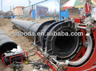 hdpe sewer pipe