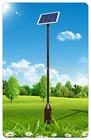 4m round pole Stainless steel pole design prices of solar street lights