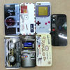 Retro Plastic Hard Case For iPhone 5 5G, Vintage Player, Cassette Tape, Envelope Design