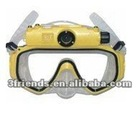 RD34 Underwater Digital Camera Mask,wholesale underwate camera, 5.0MP CMOS, working underwater 15 meter