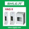 24 ways 63A ABS plastic body HAG Distribution Switch Box IP30