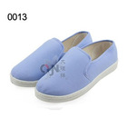 Anti body static Dust-prevented PVC ESD Shoes 0013