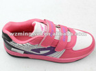 2012 comfortable latest kids sports skateboard shoes