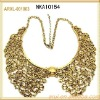 2013 fashion luxurious collar dubai gold chains