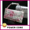 mini fashion plain design pu hand bag