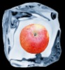 IQF apple dice