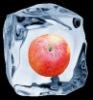 IQF apple dice