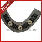 Fashion V Collar Beaded Trims Neckline for Garment
