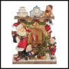 Resin Christmas decorative figurine