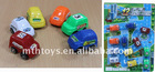 6 Styles Surper pull back mini car