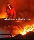 100% Cotton Flame Retardant Protective Workwear for Steel plant