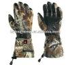 Electric warmth camo hunting glove HYHG-022