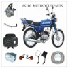 AX100 motorcycle spare parts