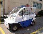Police car cover