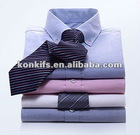 Business shirts for men in poplin