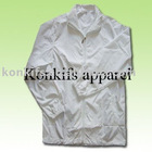casual jacket, PVC single layer jacket , also can be used as raincoat