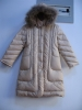 Girl's down jacket