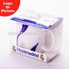 hot sell real madrid sport team ceramic coffee mug