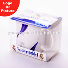hot sell real madrid sport team ceramic coffee mug
