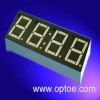 "0.58""(14.2mm) Quadruple Digit Display"
