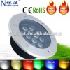 Waterproof IP65 Aluminum 12Watt LED Underground Light(CE&ROHS)