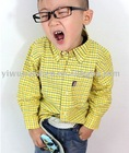 011#children's fashion shirts