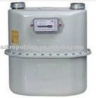 commercial IC card gas meter