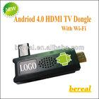 Android4.0 mini PC Google TV BOX IPTV ,net tv player, smart android box