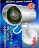 dummy cctv camera with motion sensor for outdoor and waterproof