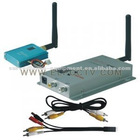 7CH 100mW Wireless AV Transmitter and receiver: ELP-WTR100