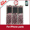For iPhone 4S new arrival pink leopard lcd conversion kit