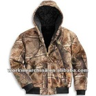 100% cotton Canvas Men's Fashion Camouflage Jacket