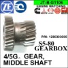 S5-80 4/5G. GEAR,MIDDLE SHAFT