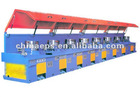 Continuous Straight Line Wire Drawing Machine