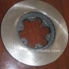 high quality brake rotor for FORD