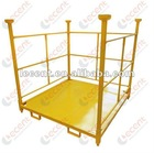 Steel Plate Stacking Rack with removable side frames