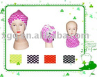 Ladies' Jacquard Neck Handkerchief