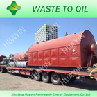 Newest design! waste tyre pyrolysis plant