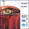 YAGAO Jacquard Table Cloth, Napkin, Chair Cover YG-A01