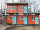 fast erect and cost saving prefabricated house