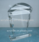 clear Acrylic Display Block