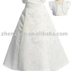 2010 Fashion flower girl's dress f-2