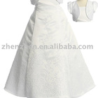 2010 Fashion flower girl's dress f-2