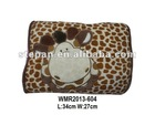 WMR2013-604 Cow Animal Throw Pillow