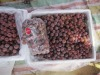 Fresh Chinese red globe table grapes