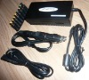 90W 4 IN 1 Manually With 7 LED Light Notebook Universal Charger