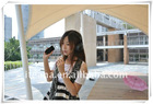 2012 new Moving portable karaoke speaker I9